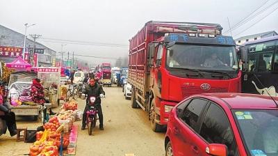 春節農村堵車問題亟待解決