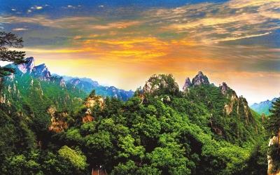 """西峡:老界岭以""""养生度假、避暑胜地""""为卖点 带动景区周边产业"""