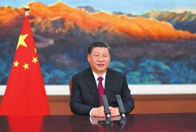 习近平在博鳌亚洲论坛2021年年会开幕式上发表主旨演讲 大国要有大国的样子 要展现更多责任担当