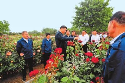 出彩之路 ——习近平新时代中国特色社会主义思想在河南的生动实践