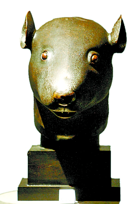 急审理阻止鼠首兔首铜像拍卖案