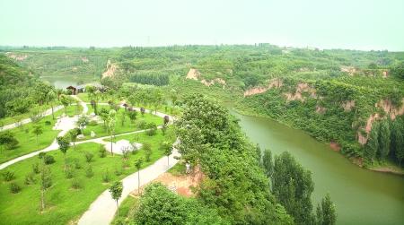 林业一甲子 生态满郑州