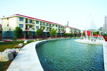 刘庄,中原第一村