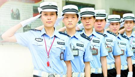 女警察-警花大队的多彩世界