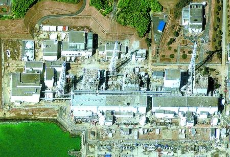 福岛第一核电站将废弃