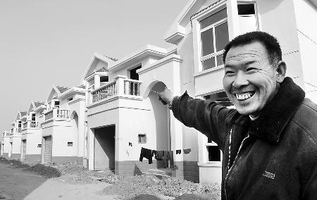 農村好房子圖片