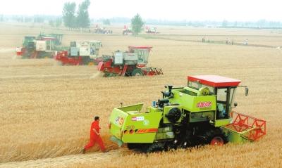 农业机械化为乡村振兴插上科技的翅膀