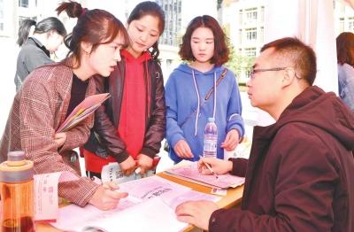 河南推拿职业学院毕业不足两千人 需求超过三千人