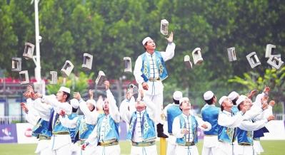 《锁舞天下——追梦中国》