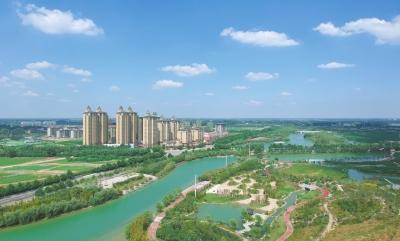 许昌市建安区 浓墨重彩绘就民生幸福画卷