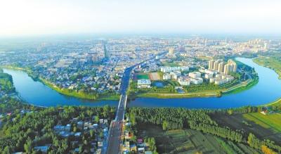 """打造县域高质量发展的""""襄城模式"""""""