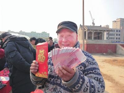 唐崗村分紅記