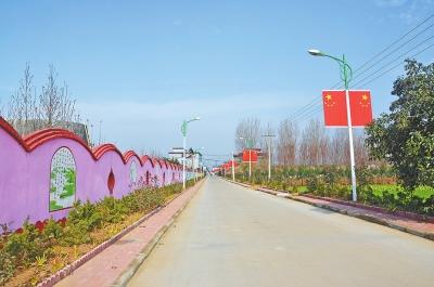 南召:整治人居環境建設富美鄉村