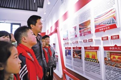 民權縣雙塔鎮秣坡村打造紅色革命教育基地