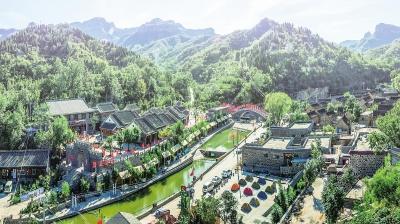 河南鹤壁:乡村蝶变谱新篇