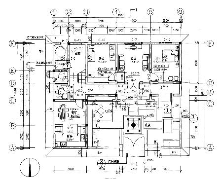 56平方房子设计图