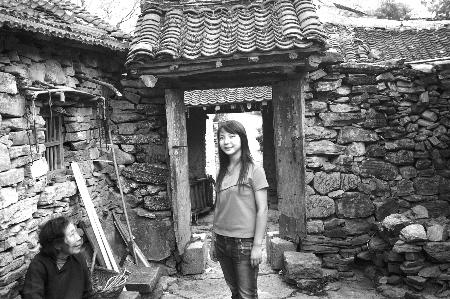 时光在石头中凝固――走进内乡县吴垭石头村