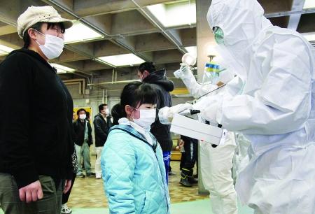 福岛核电站事故加剧