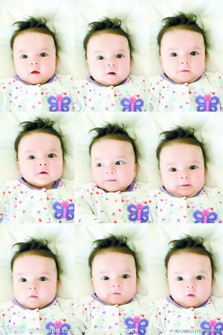 儿童发型图解步骤