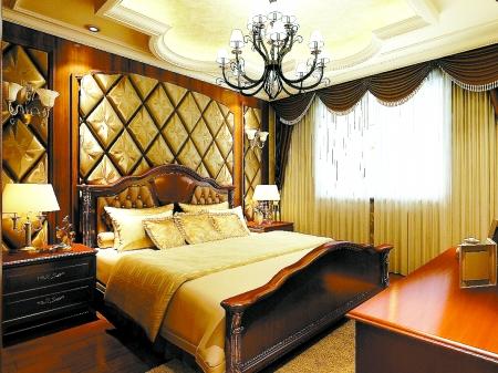 卧室的吊顶和客厅吊顶一样