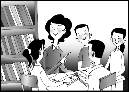 """""""学校教育离不开家庭教育"""",否则,它是一座纸房子,随时都有可能倒塌."""