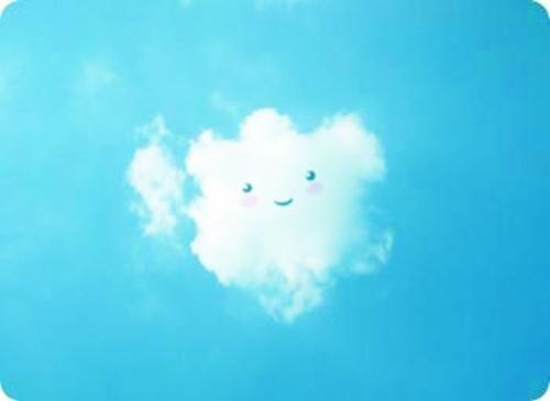 云彩折纸步骤图解