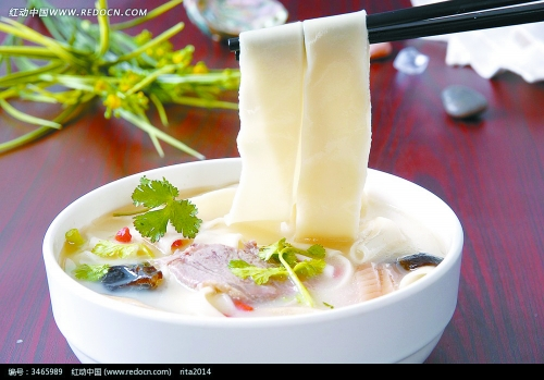 河南烩面、铁棍山药烤雪花牛排 河南版国宴 恁吃过几道?