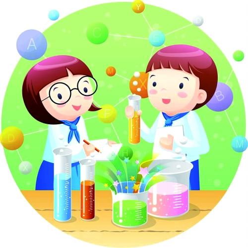 神奇的科学小实验