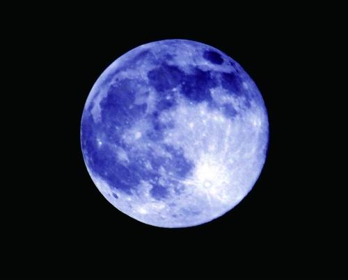 月亮剪纸步骤图解