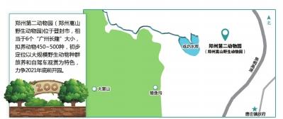 """郑州今年要基本实现""""300米见绿、500米见园""""的目标"""