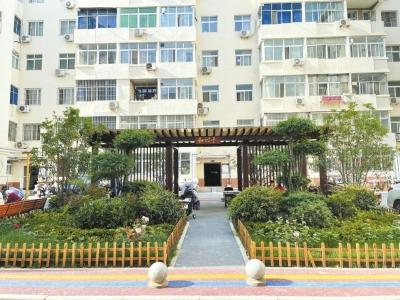 整治小区环境、完善基础设施……郑州老旧小区