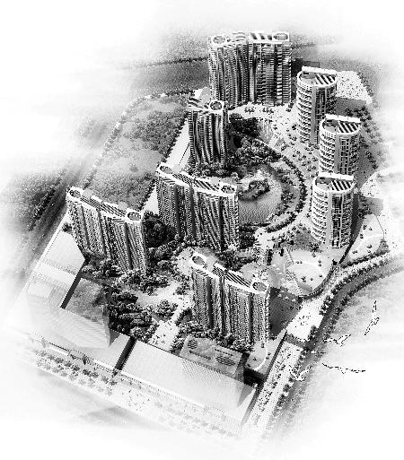 创建森林城市素描