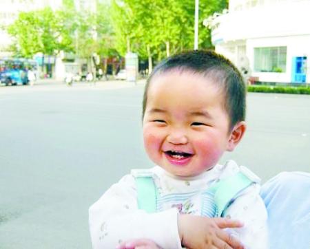 男婴儿1岁心形发型分享展示