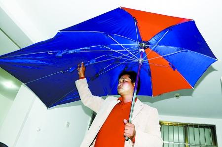 雨伞骨架组装步骤图