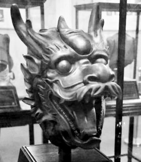 收藏家称圆明园龙首铜像在台