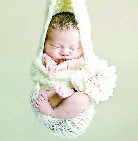 谁是最可爱的睡宝宝?