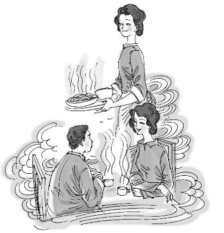 漫画/王伟宾; 小女子卖艺不卖身;