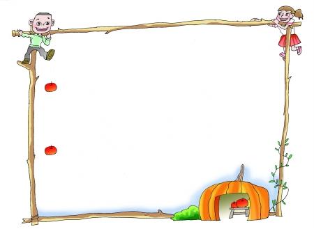 幼儿园组织结构图模板