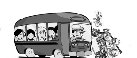 案件回放 电动车躲公交甩下两岁童 &图片
