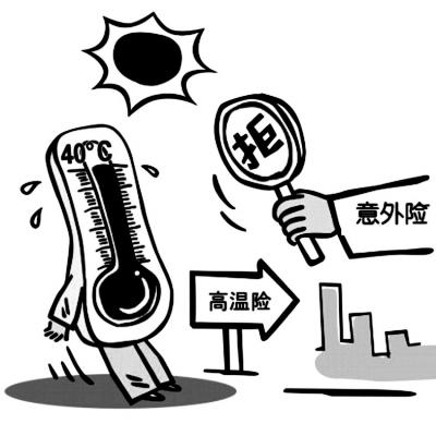 中暑急救五步骤