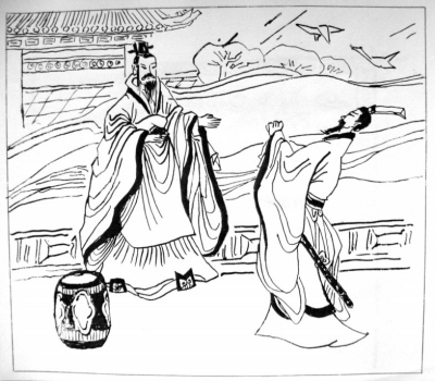 束装盗金 - 西部落叶 - 《西部落叶》· 余文博客