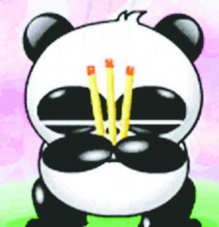 然而,回望2007,当熊猫烧香、灰鸽子、AV终结者……这些病毒软件图片