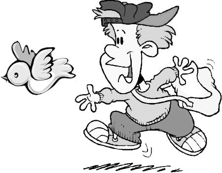 本报漯河讯(记者 薛华 通讯员 思源 常红梅)7岁小学生在教室内抓鸟玩,结果发生意外受了伤,学校是否应当担责?   7岁的洋洋(化名)家住漯河市郾城区孟庙镇,像许多适龄儿童一样,洋洋在本村的小学上学。2010年6月2日,洋洋像往常一样早上6时整起床,吃完早饭后6时50分就来到班里准备上课。啾啾啾,窗户上小鸟的叫声吸引了洋洋和班里几位小同学的注意力,喜欢小动物的天性让几个7岁左右的孩子立刻行动起来,想捉住喂养这只小鸟。洋洋和另外两个同学马上进行了分工,洋洋负责上窗户抓鸟,其他两个同学负责关门挪桌椅。很