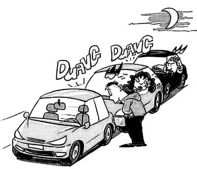因机动车出交通事故而申请车辆报废需要提交什么手续?图片