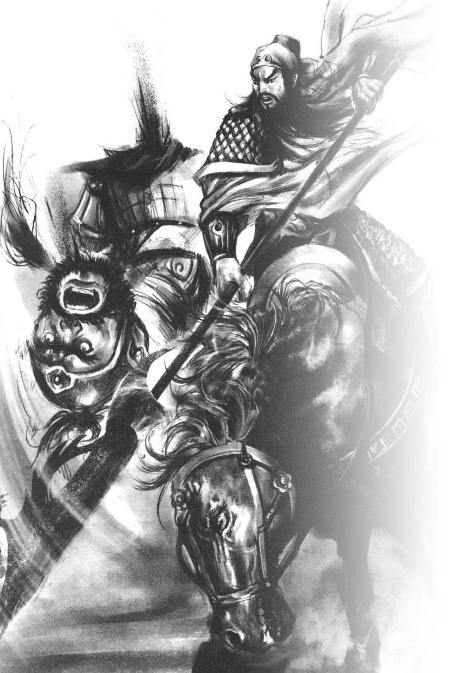吕布与胡轸不和,而胡轸是主帅,吕布竟故意捣乱,使军中自相惊恐,士卒