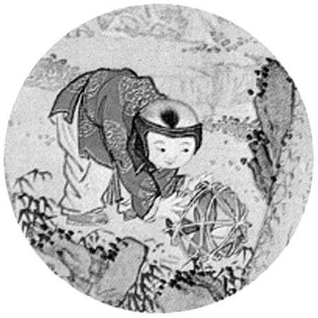 仙鹤和葫芦结合的logo