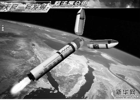 在太空中的空间实验室和航天飞机都是高速运行的,时速达到28000公里
