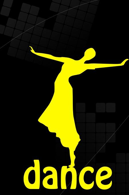 跳舞的小人 _第2页_乐乐简笔画