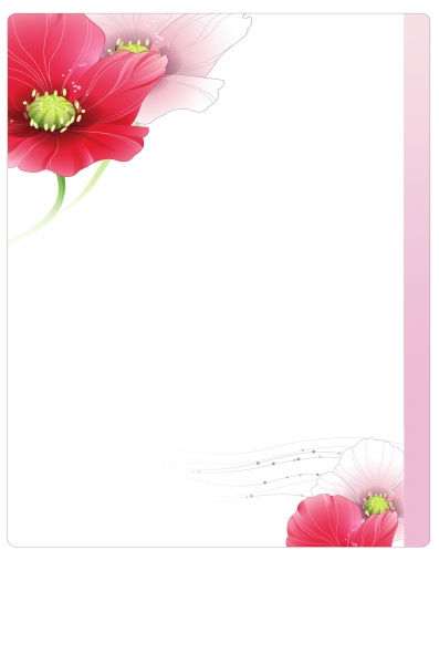 ppt 背景 背景图片 边框 模板 设计 相框 397_600 竖版 竖屏
