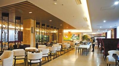 信阳饭店装修设计